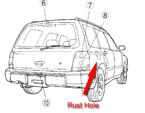 Download 2003-2004 Subaru Forester Factory Service Repair