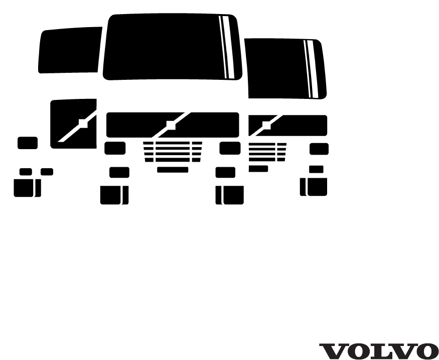 Download VOLVO Wiring diagram FM FH NH12 UPTO 2006