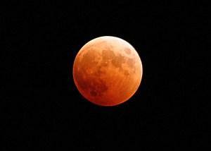 lunar-eclipse blood moon