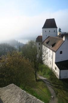 Morgengrauen in Passau