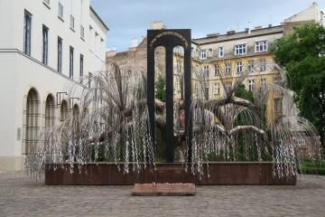 Weeping Willow im jüdischen Museum