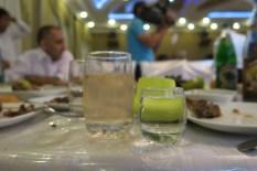 Kompott und Vodka