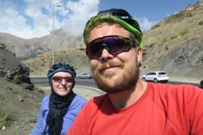 Kandovan Pass vor Teheran