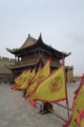 Fort an der Chinesischen Mauer