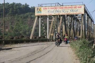 Abkürung über die Zugbrücke