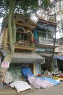 Französisch geprägter Baustil in Lao Cai
