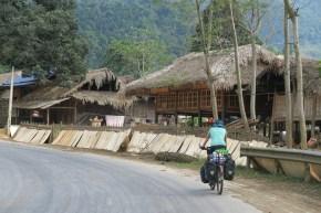 Dorf in Nordvietnam
