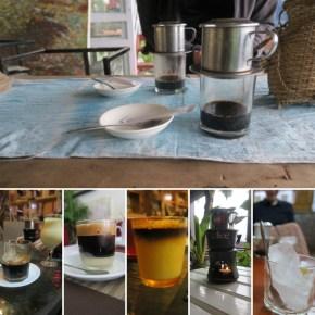 Vietnamesischer Kaffee in allen Varianten