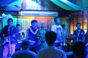 Raggea/Ska Konzert in Chiang Mai