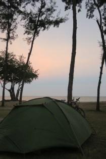 Camping im Nationalpark