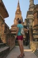 Toni in Sukhothai