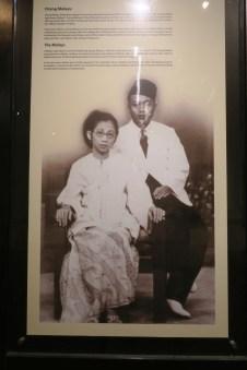 Malayisches Paar