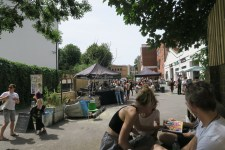 Veganes Streetfood-Fest