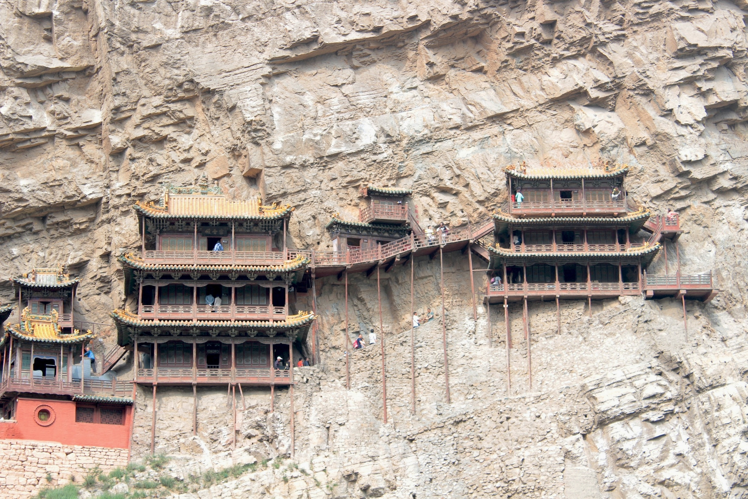 Hanging Temple Datong 3