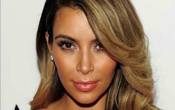 Kim kardashian nude selfie unsensored