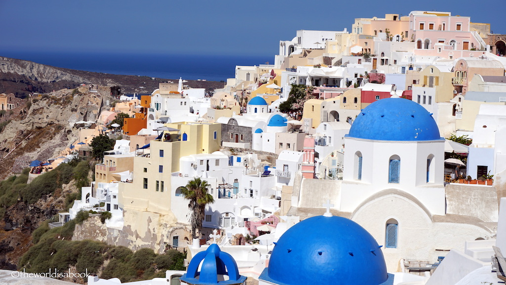 Spending a Day in Santorini. Greece - The World Is A Book