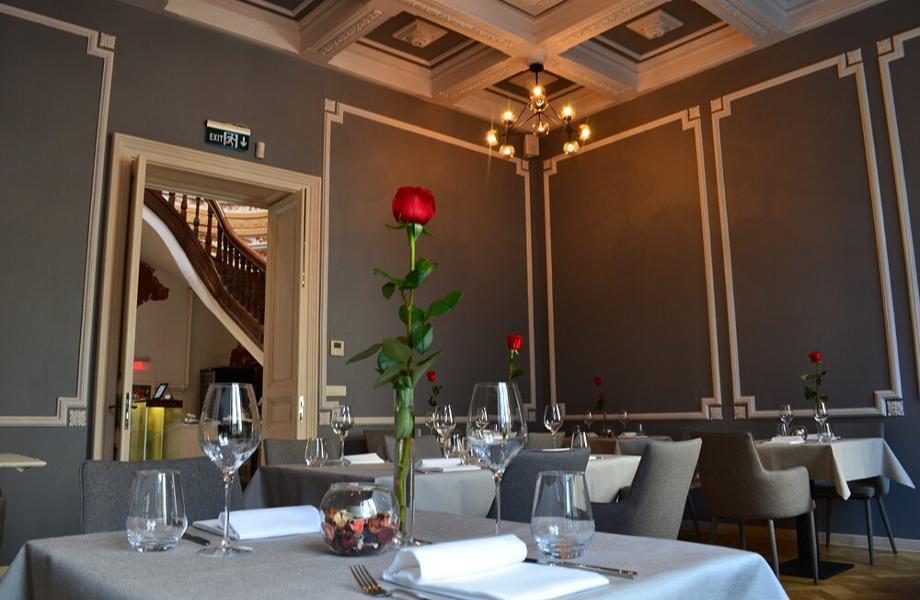 The Artist - Bucharest - Restaurant - 50Best Discovery