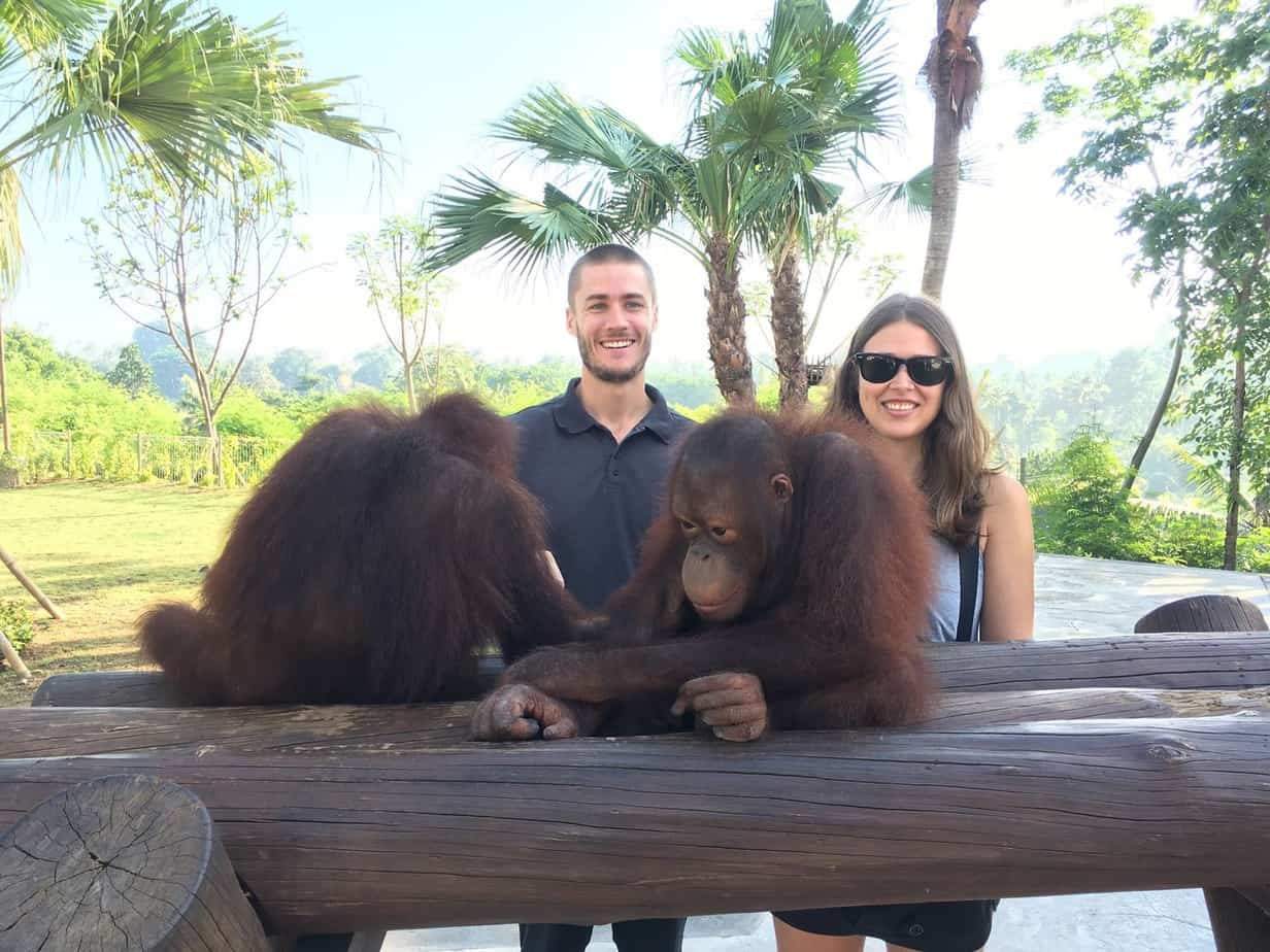 A Day at the Bali Zoo | The World Wanderers