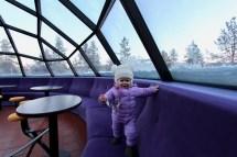 Frozen Family Travel In Finland - Worldwide Webers