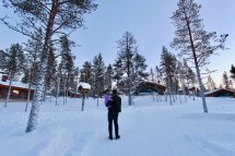 Kakslauttanen Arctic Resort Finland - Worldwide Webers