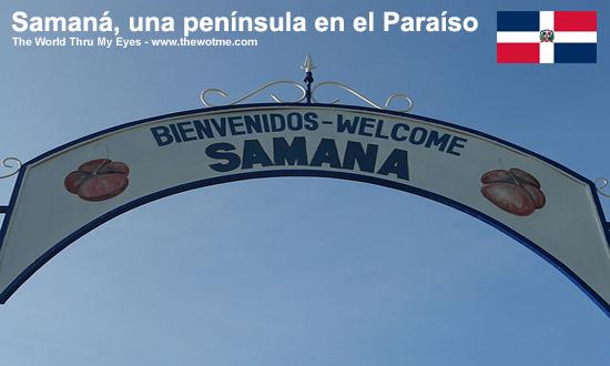 Samaná, una península en el Paraíso Samaná, una península en el Paraíso samana republica dominicana