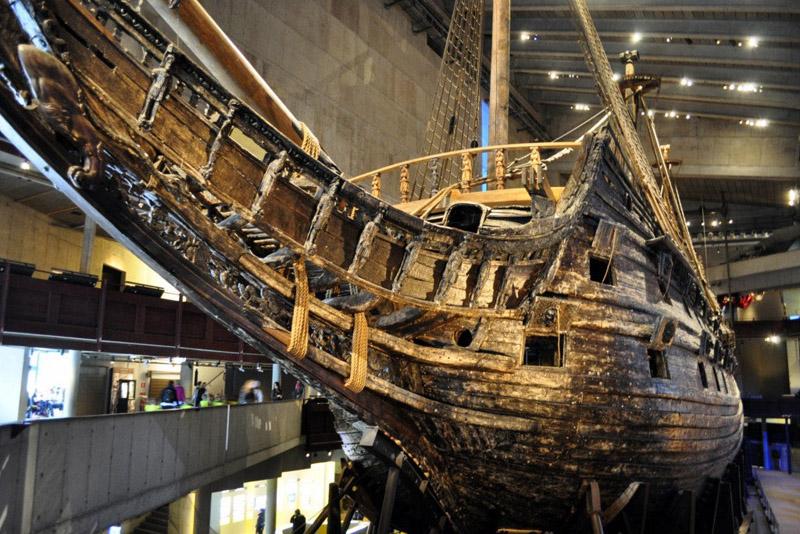 buque de guerra Vasa, viaje a Estocolmo 1628 - vasa - buque de guerra Vasa, viaje a Estocolmo 1628