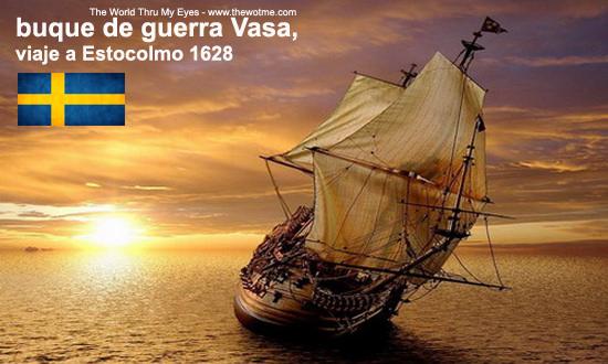 Vasa - Leyenda del barco sueco hundido en 1628 y rescatado 333 años después en el puerto de Estocolmo thewotme@TV - vasa - thewotme@TV