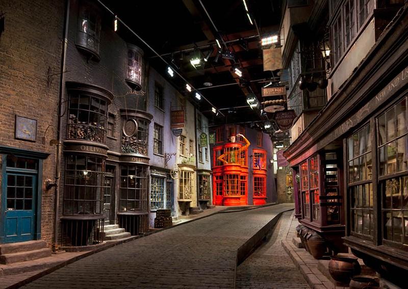 Harry Potter Studios en Londres Harry Potter Studios en Londres harry potter londres