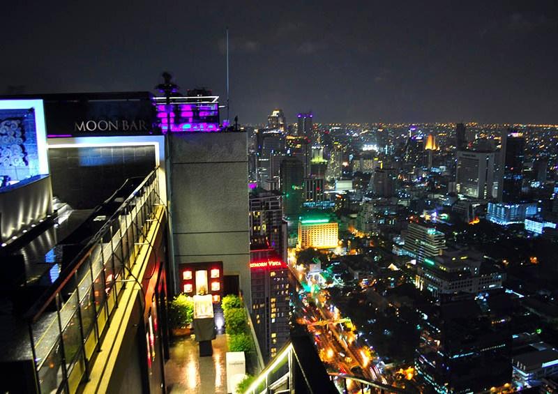 Vertigo & Moon Bar Bangkok, Tailandia / Thailand vertigo & moon bar - portada - Vertigo & Moon Bar, el cielo de Bangkok