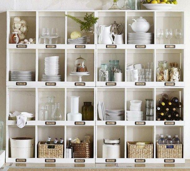 25 awesome kitchen storage ideas