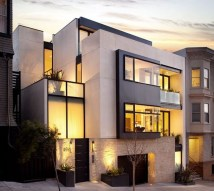 Modern Architecture House San Francisco