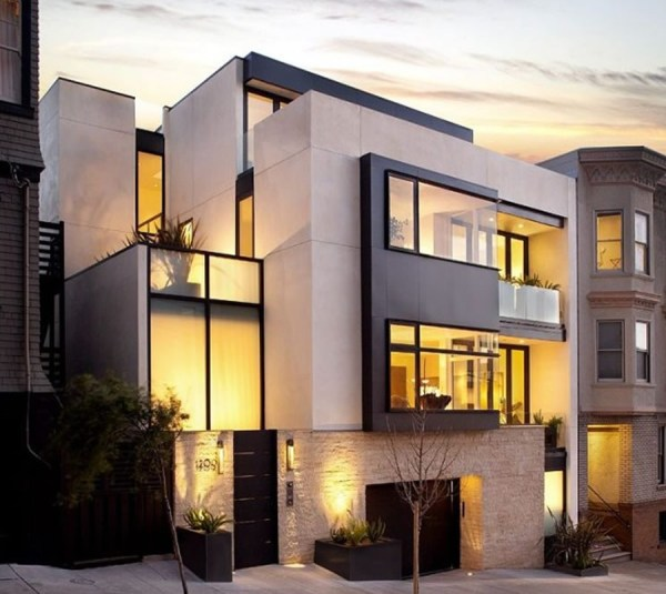 Modern Architecture House San Francisco