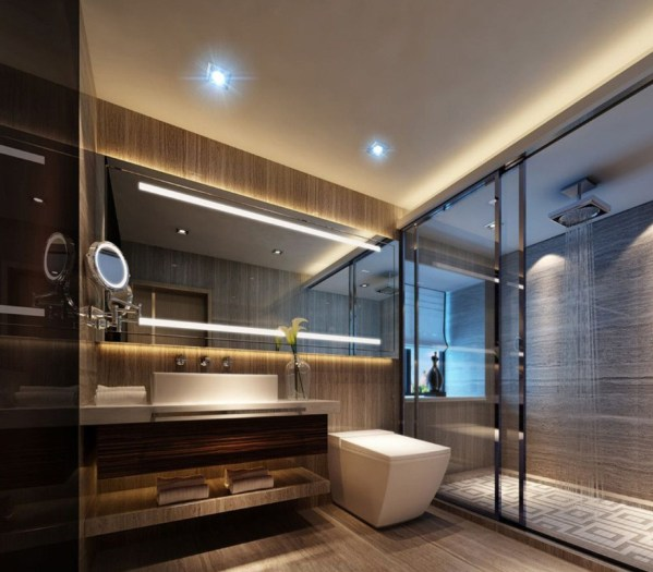 best contemporary bathroom designs 35 Best Contemporary Bathroom Design Ideas