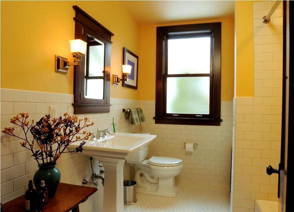 21 Stunning Craftsman Bathroom Design Ideas
