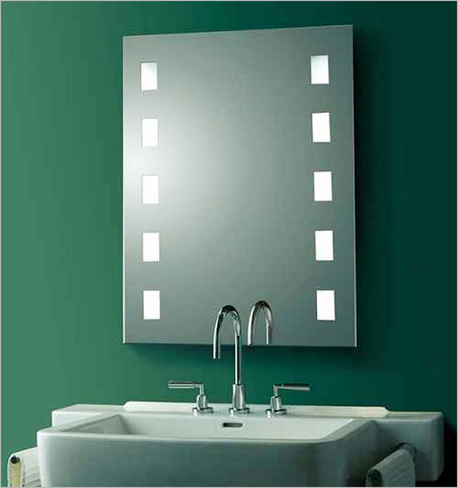 25 Modern Bathroom Mirror Designs