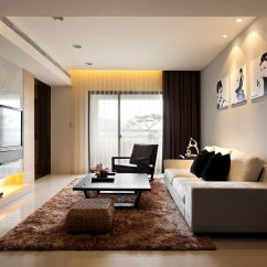 Interior Designer Ideas For Living Rooms Rug Size Room With Sectional 25 Best Modern Designs 3kshares