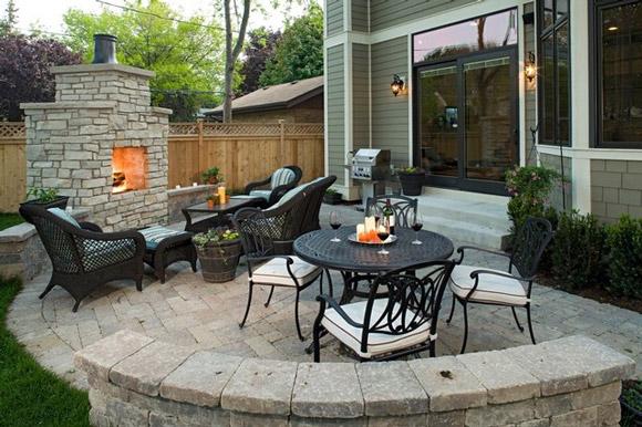 small backyard patio design ideas 25 Inspiring Outdoor Patio Design Ideas
