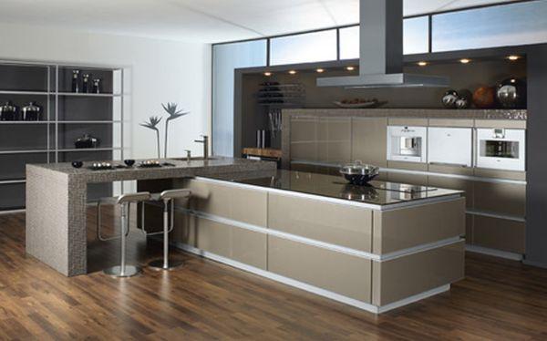 modern kitchen design 35 Modern Kitchen Design Inspiration