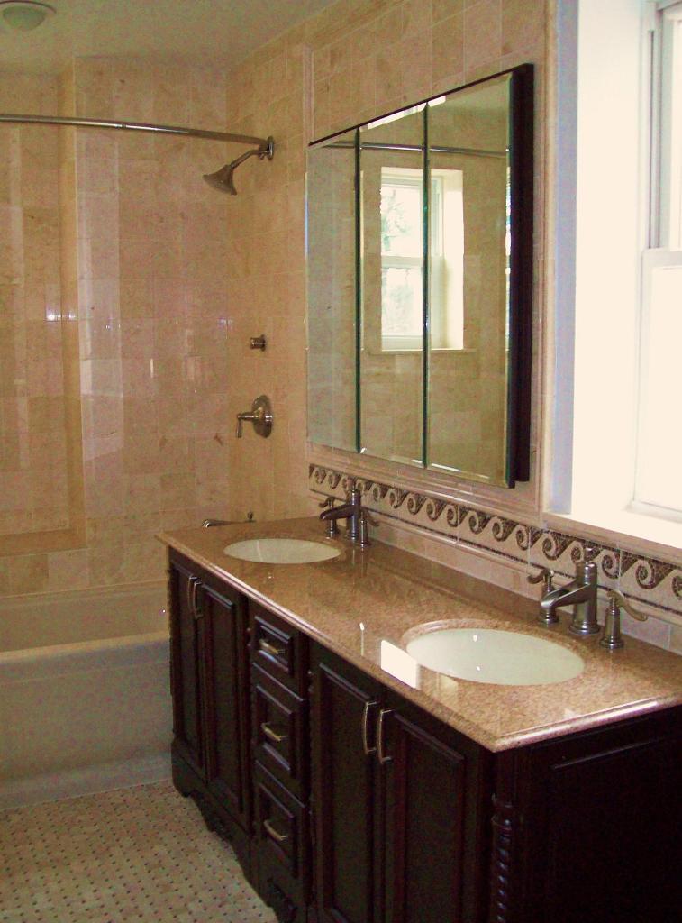 31 Beautiful Traditional Bathroom Design