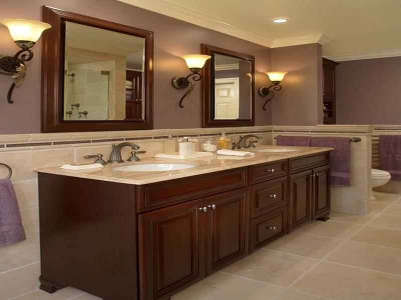 kitchen sink ideas crown molding for cabinets 31 beautiful traditional bathroom design