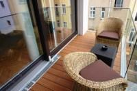 15 Cool Small Balcony Design Ideas
