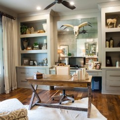 French Country Farm Table And Chairs Best Portable Massage Chair 20 Great Farmhouse Home Office Design Ideas