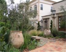 Landscape Mediterranean Garden Design Ideas