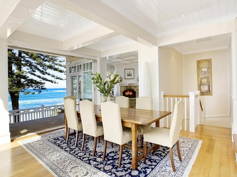 21 Cool Beach Style Dining Design Ideas