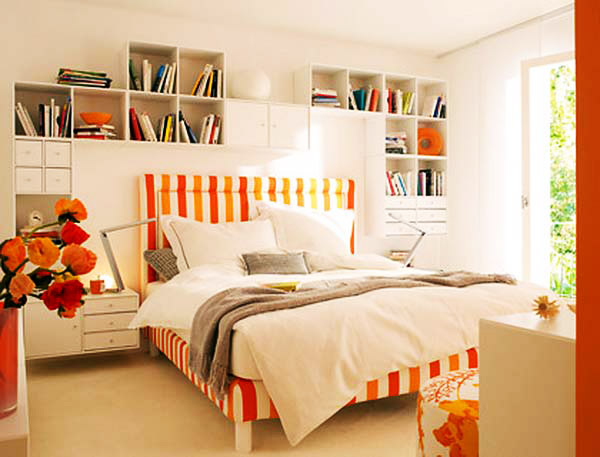 21 Bright Color Combination Ideas For Bedroom
