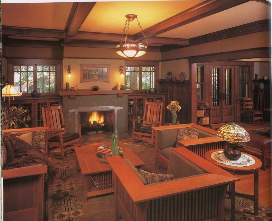 21 Beautiful Craftsman Living Design Ideas