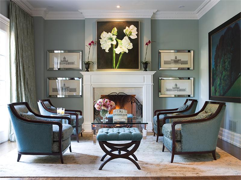 elegant living rooms with fireplaces what is the best color for room 30 marvelous transitional design ideas heavenly eclectic