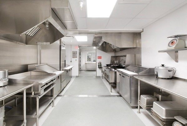 Industrial Commercial Kitchen