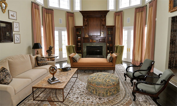 mediterranean living room persian rug 30 amazing design