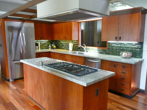 30 Great Mid century Kitchen Design ideas
